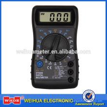 Multimètre numérique portatif de multimètre numérique portatif DT820B