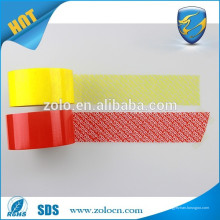 ZOLO Высокое качество Tamper Evidence Security VOID Bopp Packaging Tape