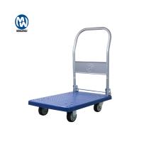 Carrinhos de plataforma dobrável com rodas