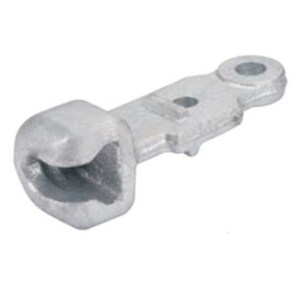Hot-dip Galvanized Ditempa Steel W Socket Clevis