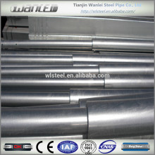 galvanized electrical steel pole