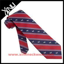 Cravate en soie de conception chaude de vente