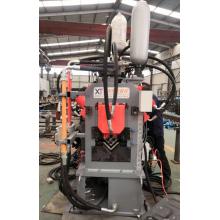 Poinçonneuse à une lame CNC à angle de fer