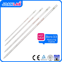 JOAN Different Types of Pipette Laboratory Glass Measuring Pipette Supplier