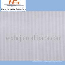 Tissu de toile de lit 100% coton de vente directe d'usine