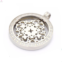 Fashion Interchangeable coin pendant necklaces,coin holder pendant