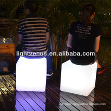 Remote Controlled and Rechargeable LED Cube