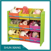 Storage Cabinet with Nonwoven Drawer