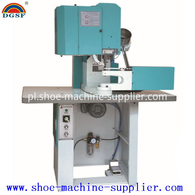 Button Attaching Machine