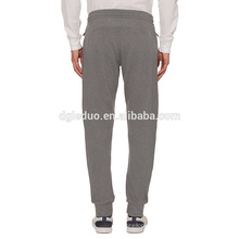 Jacquard jersey track pants harem wholesale blank jogger pants for men