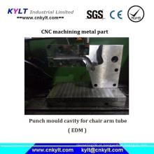 EDM Processos em Aço para a Fabricação de Moldes