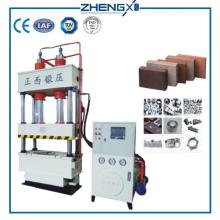 Powder Forming Hydraulic Press Machine 800T