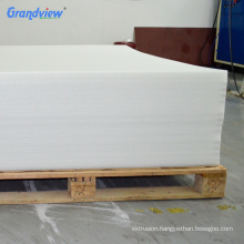 PS material frosted LED diffuser sheet for LED panel light