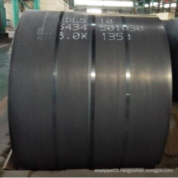 1.0mm-1.1mm Ss400 Hot Rolled Carbon Steel Coil