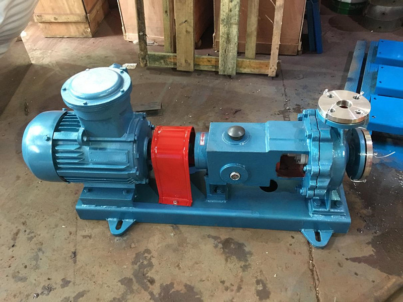 IJ explosion-proof and corrosion-resistant chemical alkali pump 1