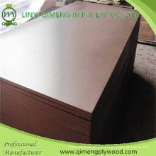 Reutilice más de 7-8 veces la madera contrachapada fenólica en venta caliente