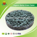 Manufacture Supply Organic Barely Grass Tablet