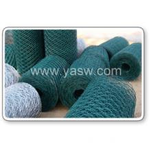 PVC Coated Galvanized Heavy Hexagonal Wire Mesh/Netting (Anjia-115)