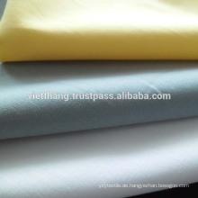 100% Baumwollhemden 140*72/CM40*CM40 HOHE QUALITÄT aus Vietnam
