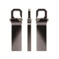 Metal Hook Mini Stainless Steel waterproof keychain usb
