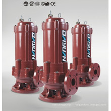Pompe d'eaux usées (série WQ)