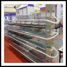 Chicken Broiler Battery Cage (H4L80)