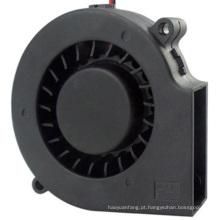 Brushless DC ventilador 77 * 75 * 15mm dB7515 ventilador de refrigeração