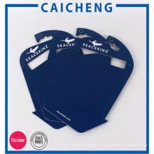 impresión de producción engrosamiento de papel tarjeta de encabezado barato