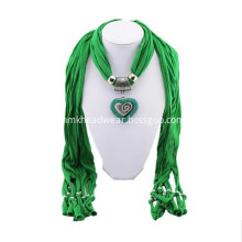 High Quality Polyester Woven Accessories Scarf