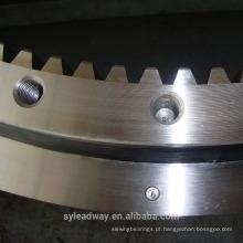 Substituição do rolamento da mesa giratória Rotek / PSL para acessórios