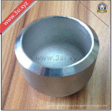 Tapa de acero inoxidable ANSI B 16.9 (YZF-L144)