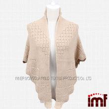 Mode Strick Dreieck Kaschmir Schal Schal