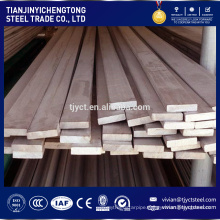 China manufacture stainless steel sus 304 316 flat bar price