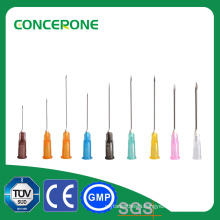 Disposable 18-30g Injection Syringe Needles