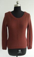 Fashion woolen sweater designs for ladies