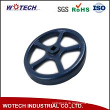 China Duktiles Eisen-Maschinerie-Metallteil durch Sand-Casting-Prozess