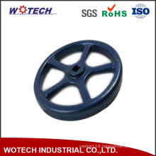 China Ductile Iron Machinery Metal Part by Sand Casting Process