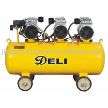 220V 50HZ noiseless oil free air compressor