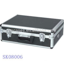 Черный алюминий барбекю чемодан с закругленным углом