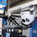 Cortador de gravador a laser com tela de toque 4060 e câmera
