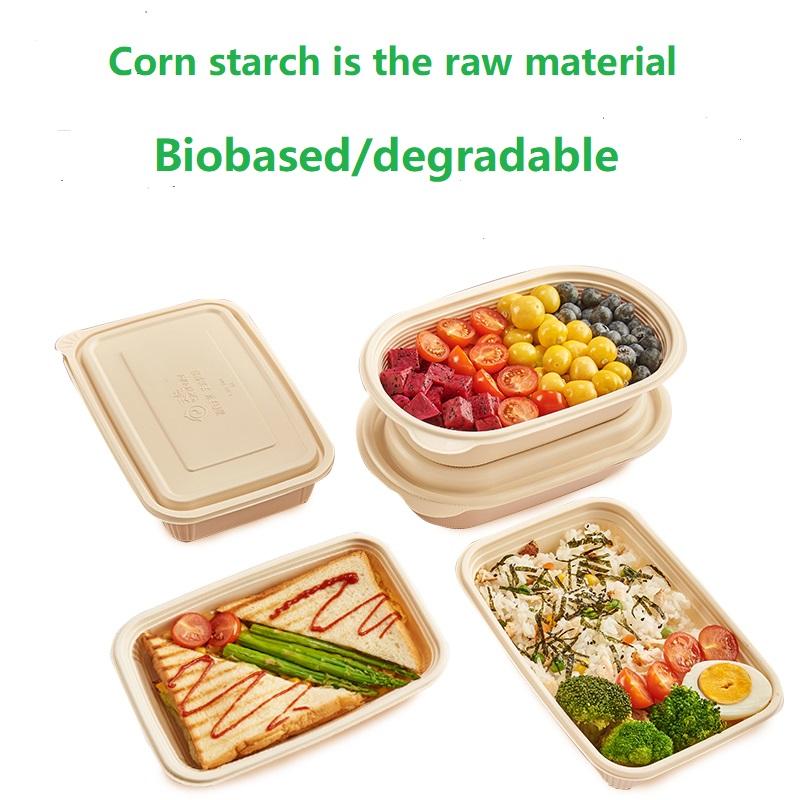 Corn starch degradable sheet (4)