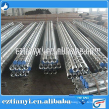 High quality pipe supplier Galvanized Seamless Steel Tubes