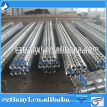 Fornecedor de tubos de alta qualidade Tubos de aço sem costura galvanizado