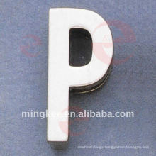 "Letter-""P"" bag Decorative hardware Accessories (O34-672A-P)"