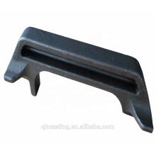 Литье по выплавляемым моделям из легированной стали с механической обработкой