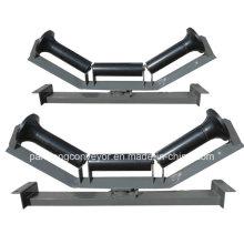 Rodillo del transportador de la fricción de la maquinaria de Cema / DIN / ASTM / Sha Stdandard / rodillo que lleva