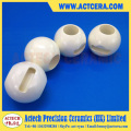 Zirconia and Alumina Ceramic Ball Valve China