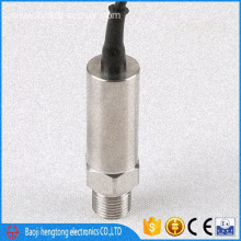 Oil-filled electronic pressure switch