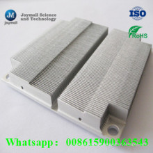 Kundenspezifischer Aluminium-Druckguss-Pin-Kühlkörper für Hochleistungsgeräte