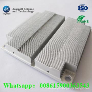 Customized Aluminum Die Casting Pin Heatsink for High Power Equipment